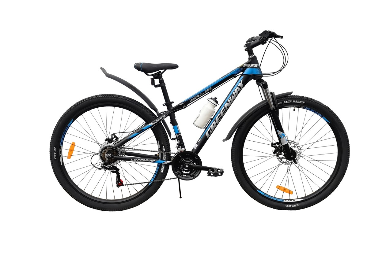 Велосипед Greenway Impulse 29 (2020)