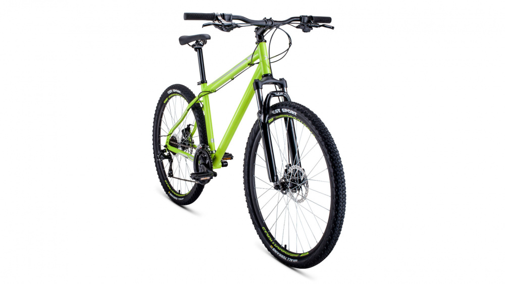Велосипед Forward Sporting 27.5 2.2 disc (2021)