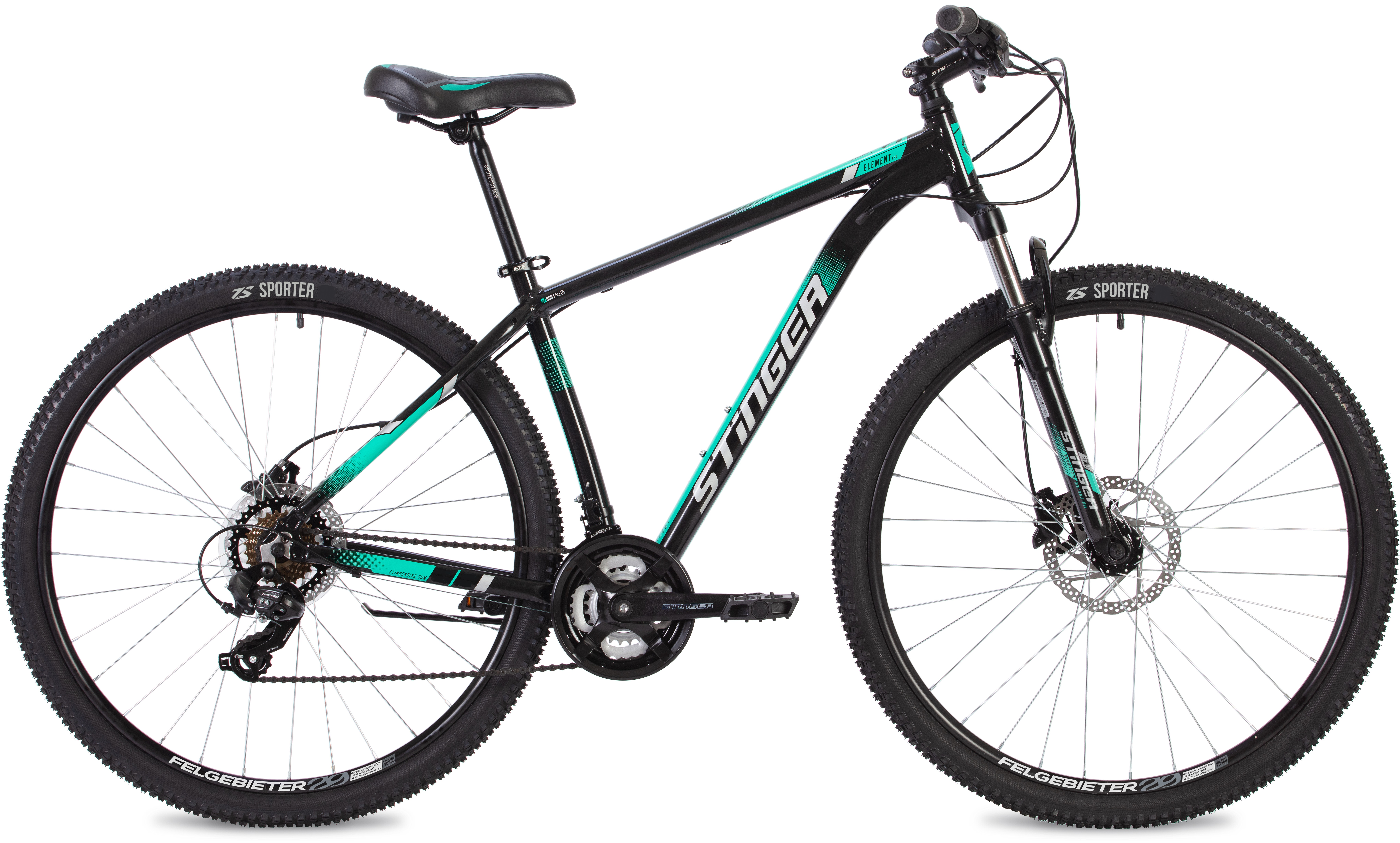 Велосипед Stinger Element PRO 27.5 (2020)